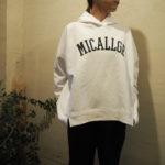 【 MICA&DEAL 】ロゴパーカー・ボアリバーシブルコート・シャギーチェックコート //