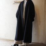 即完売の大人気↗︎↗︎【 ETRÉ TOKYO 】ストール付きリバーロングコート揃っております!!