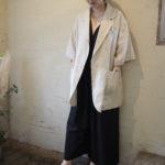 【ETRÉ TOKYO】ハーフスリーブライトジャケット&人気↗︎↗︎テントオールインワン✳︎