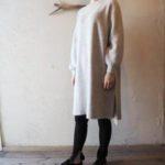 【 emmi atelier 】から 美しいワンピースが入荷!