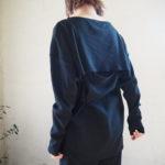 【 OUTERSUNSET 】リラックステレコset up & ストライプの可愛いラップパンツ & ベーシックルーズTシャツ//