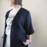 "【 THE SHINZONE  】サファリTシャツ入荷♩リネンジャケット&ジェネラルジーンズ ""white"""