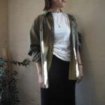 【 THE SHINZONE 】ミリタリーシャツ・ミリタリーシャツドレス ♩